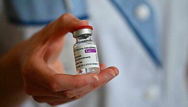 AstraZeneca Covid-19-Impfstoff
