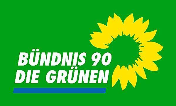 Buendnis90 Die Gruenen Logo