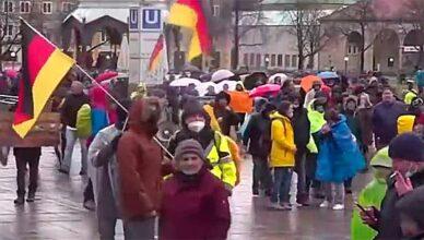 Demo Deutschland