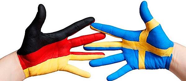 Deutschland Schweden