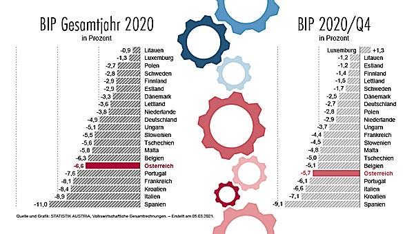 StatistikAustria BIP2020
