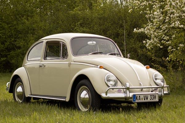 VW Käfer Baujahr 1966