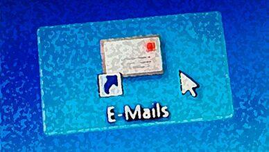 Mail Nachrichten
