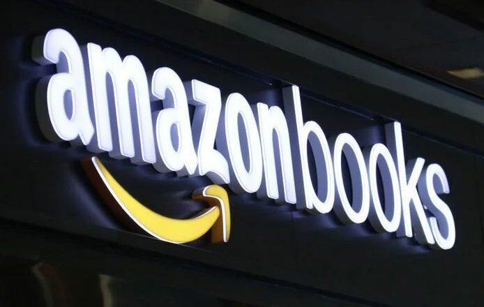 Amazon Books Logo