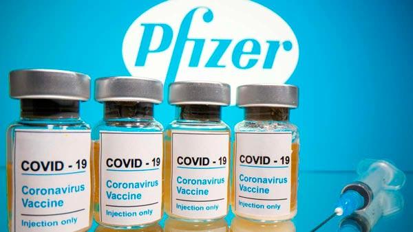 BioNTechPfizer COVID-19 Impfstoff