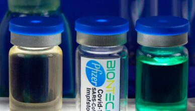 BiontecPfizer Covid Impfstoff