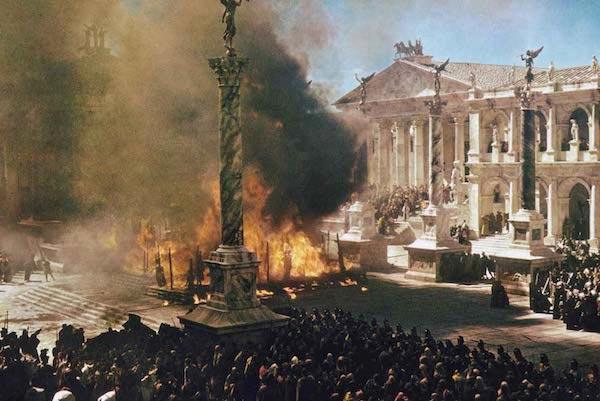 Der Brand Roms