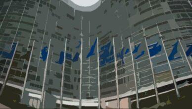 EU Gebaude Bruessel