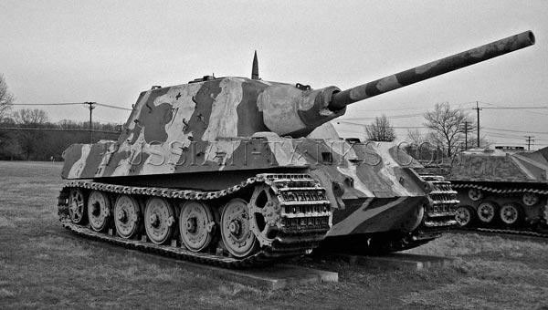 Jagd Tiger Panzer 2. Weltkrieg