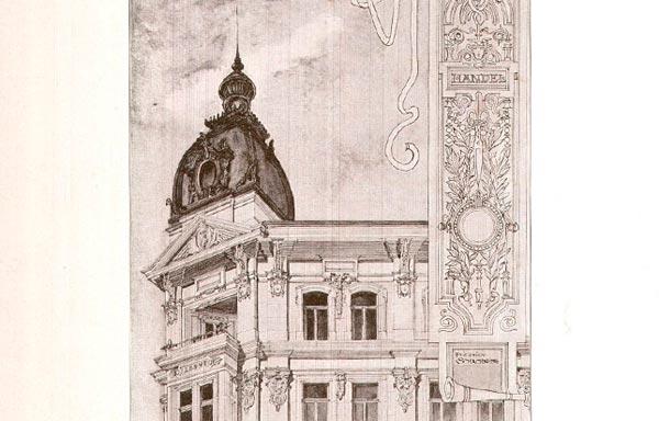 Leiner Haus historisch