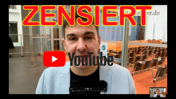 Reitschuster-bei-Youtube-zensiert