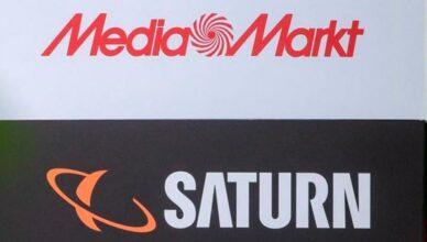 Saturn Mediamarkt Logos