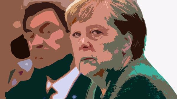 Soeder Merkel