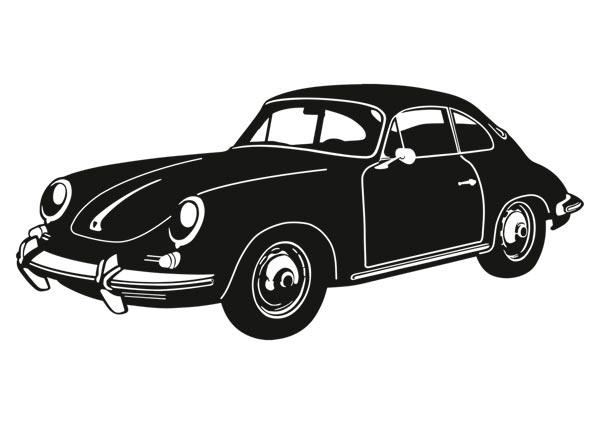 Alter Porsche