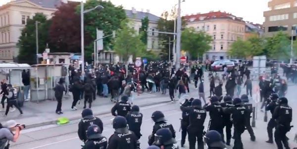 Demo Wien 20210508