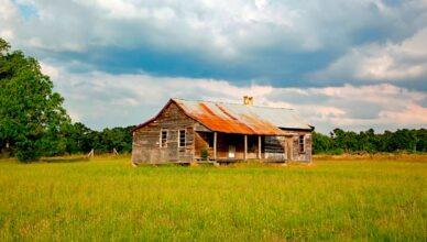 Farm in Alabama