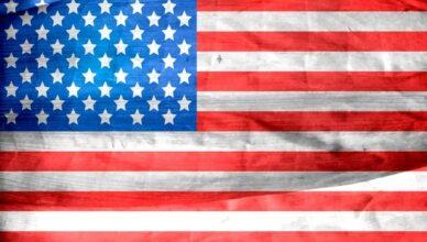 Flagge USA