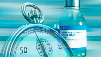 Impfung Uhr