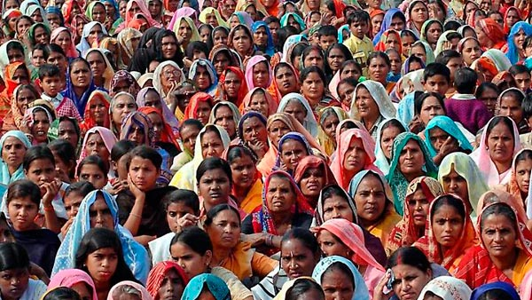 Indien Menschen