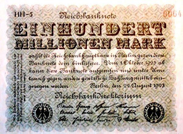 Inflationsgeld