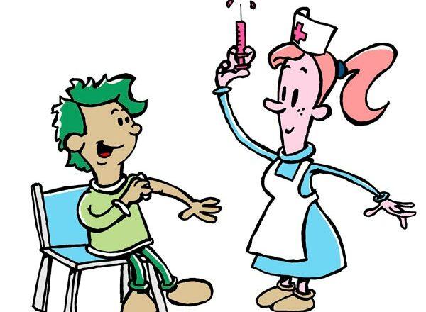 Kinderimpfung