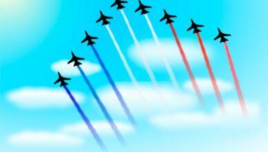Militaer Flugzeuge