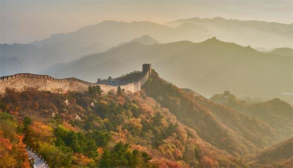 China Grosse Mauer