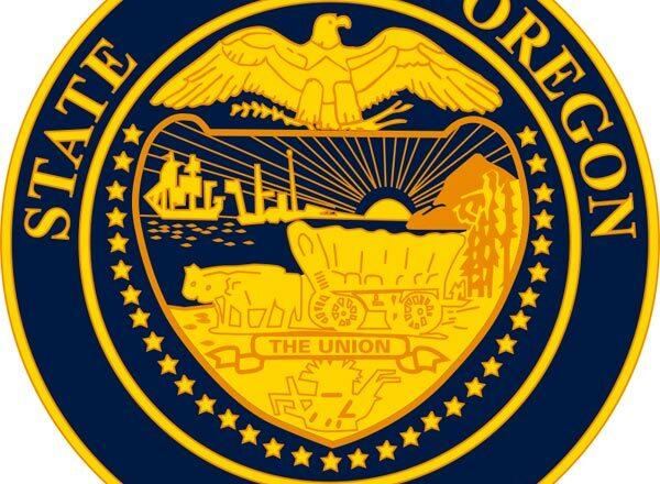 Flagge Oregon