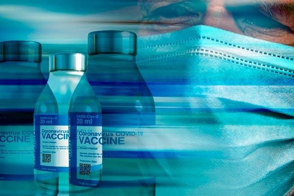 Impfung Maske