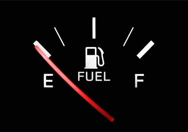 Kein Benzin