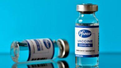 Pfizer COVID19 Impfstoff
