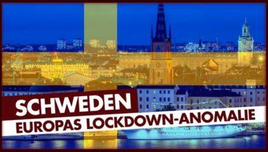 Schweden No Lockdown