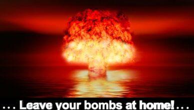 Atom Explosion