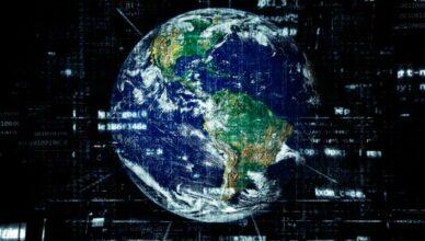 Erde Internet
