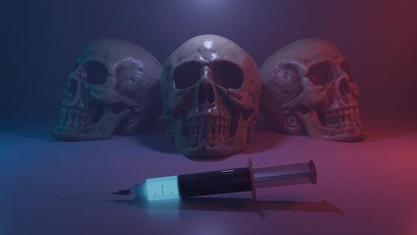 Impfung Tot
