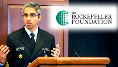 Surgeon General Rocekfeller Foundation
