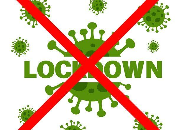 Kein Lockdown