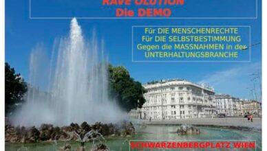 Schwarzenbergplatz 20210807 Demo