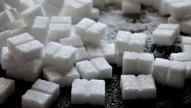 Zucker Wuerfeln