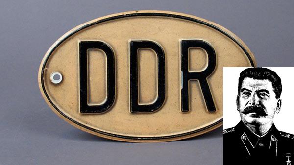 DDR Stalin
