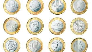 Euro Muenzen