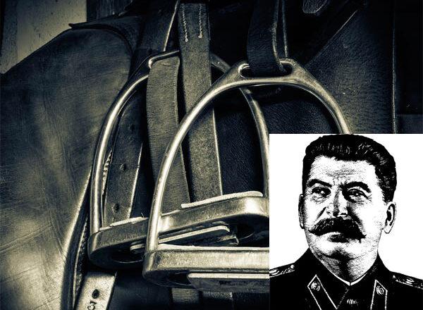 Stalin Steigbügel